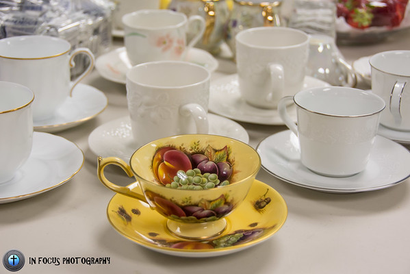 Women's Tea & Luncheon [04-16-16]