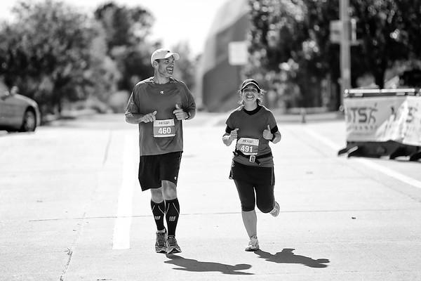 2013 HITS Marathon and 10k