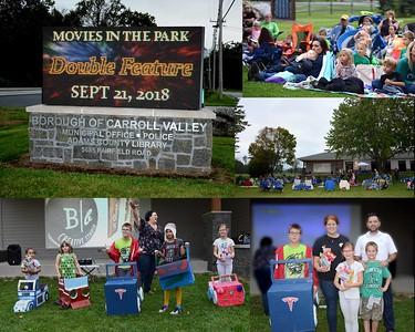 Movie In The Park - September 2018