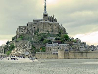 2016-04-29 - St Malo & Mont Sant Michel