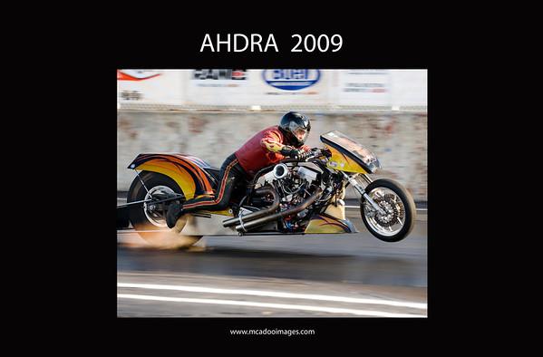 2008 AHDRA Calendar