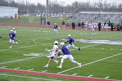 2018 JV Lacrosse vs. Milford