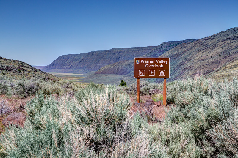 Hart Mountain Antelope Refuge, Oregon