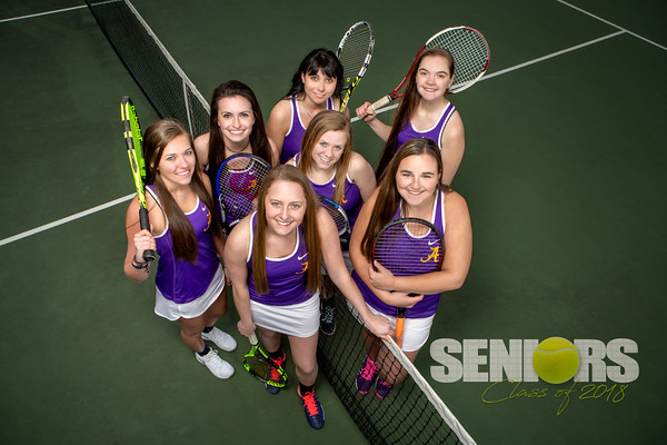 Tennis Girls 2018