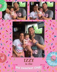 Izzy Turns One