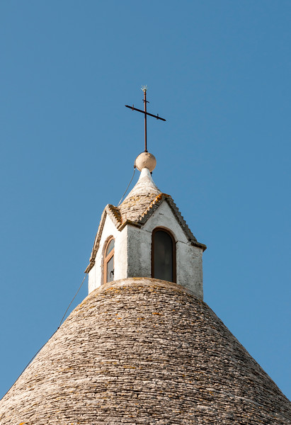 Saint Antonio Church, Alberobello, Italy