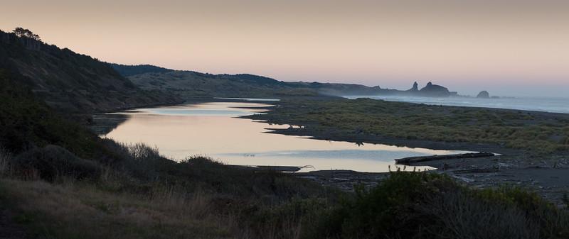 Sunrise, Pistol River