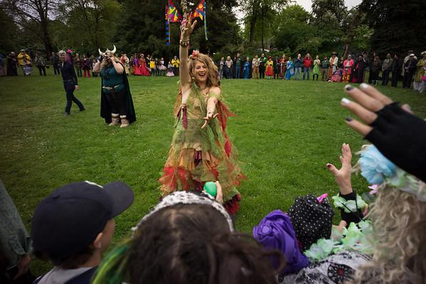 Goddess  Ravenna  Ravine Project