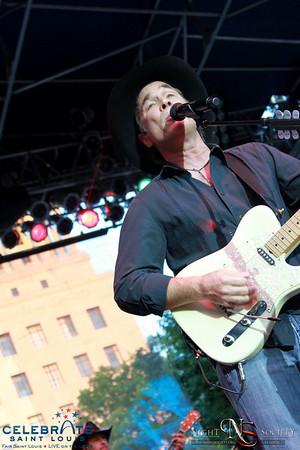 Clint Black Live at Celebrate St. Louis 07-17-10
