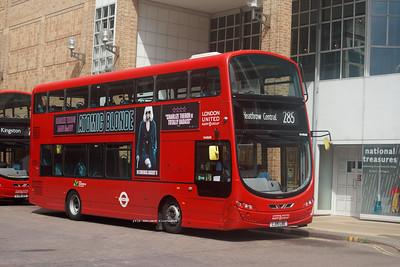VH45148, LJ15LBE, London United, Wood Street, Kingston