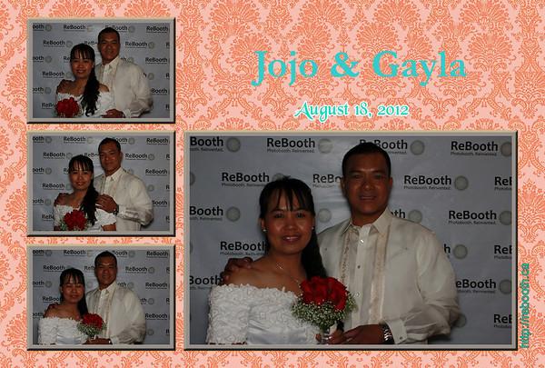 Gayla & Jojo Wedding