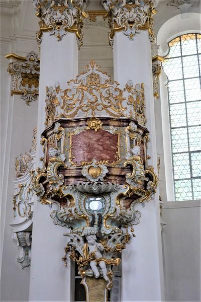 Weiskirche Pulpit