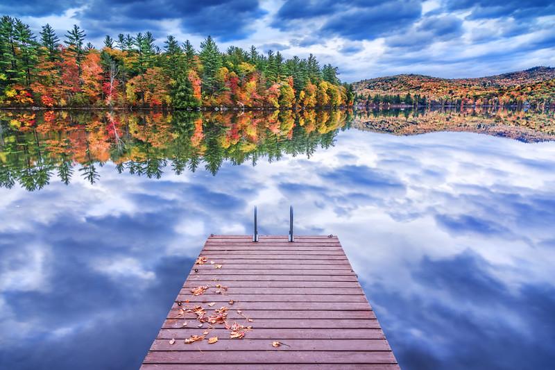 Sky Dock, Maine