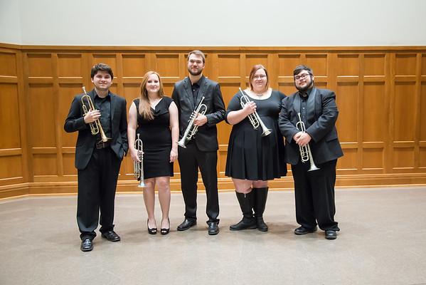 Trumpet Ensemble 2017
