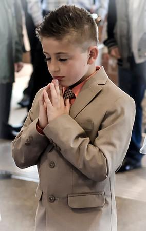 Tyler 1st Communion