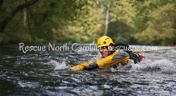 Haywood CC; TR Water Rescue; September 2013