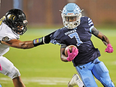 Dorman Hosts Gaffney