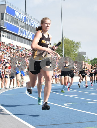 State Track: Saturday Finals - 2A and 3A