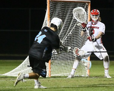 Ponte Vedra Sharks Lacrosse vs Creekside 2/28/2017