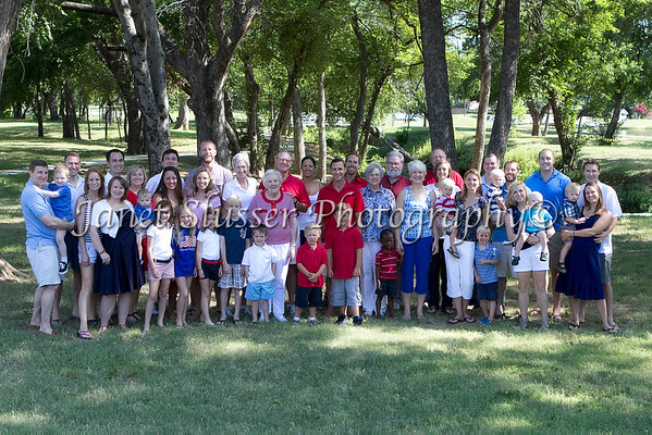 Phillips Family Reunion 6-30-12