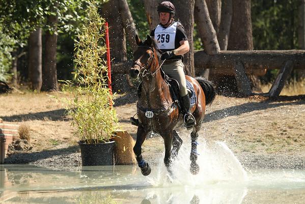 Aspen Farms Horse Trials 2010