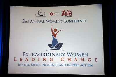 Extraordinary Women - Leading Change