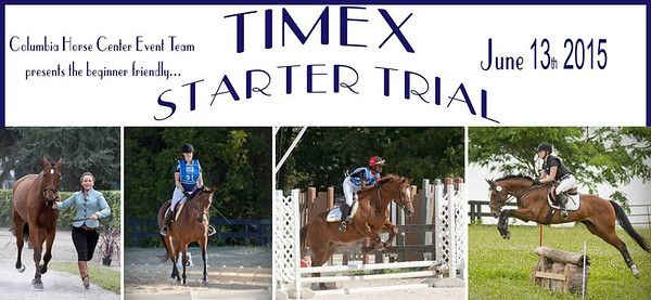 2015 Spring Timex Starter Trial