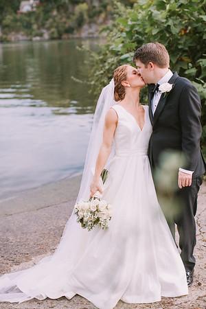 Meghan & Brian's wedding