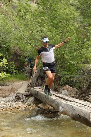 Sheep Creek Footbridge | 100 Mile