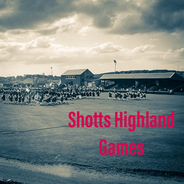 Shotts Highland Games