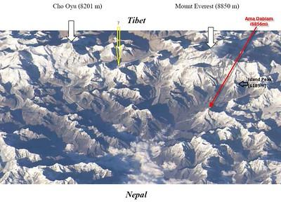Burke Khang (6.942 m) - Nov 2015