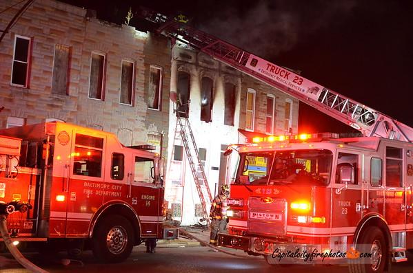 12/10/16 - Baltimore, MD - S. Pulaski St