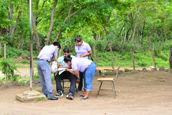El Junquillo, Honduras, 2017