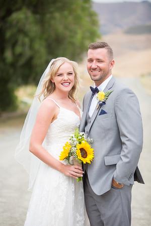 Justin + Heather Wedding