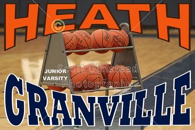 2011 Heath at Granville (12-10-11) JUNIOR VARSITY