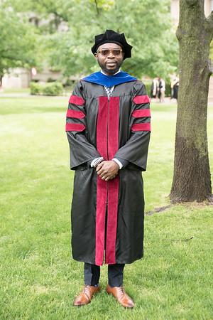 Emmanuel Omojuwa Graduation