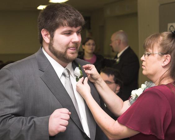 Broussard Wedding
