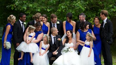 Renay andJames Michael Wedding