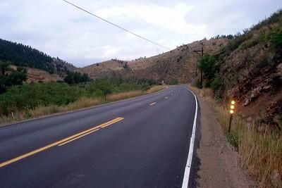 Mt. Evan - August 2003