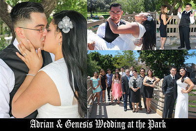 Adrian and Genesis Wedding