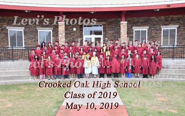 Cooked Oak Graduation 2019