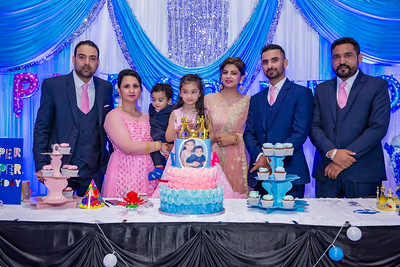 Anhad 1st Birthday and Hanit 4th Birthday video
