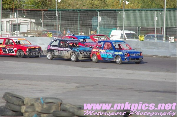 Junior Rods, Northampton 25 October 2015