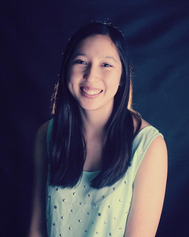 . <b>Name: </b>Jasmine Zahedi <br><b>School: </b>Palos Verdes Peninsula High School <br><b>GPA: </b>4.9714 <br><b>Activities: </b>volleyball, yearbook (Editor-in-Chief), Pediatric Service Association (Co-President) <br><b>After Graduation: </b>University of Southern California <br><b>Future Career: </b> undecided <br><b>Parents: </b>Jean Yuan and Sean Zahedi