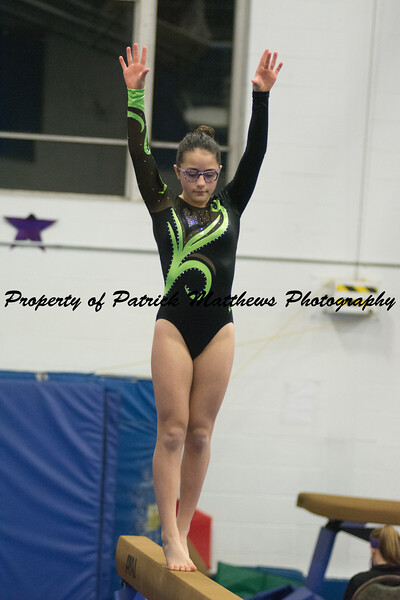 2015-01-09 Southington Gymnastics Level 5