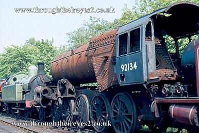 BR Standard Class 9F (Preserved)