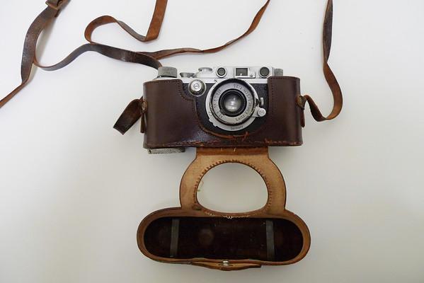 Vintage 1936 Leica III