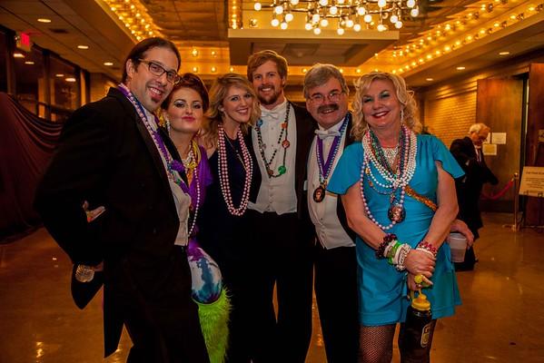 OOMM 2015 Mardi Gras Ball