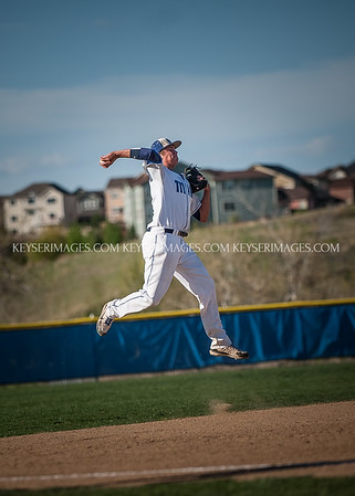 2012 Colorado 5A H.S. Baseball - Legend vs. Chaparral