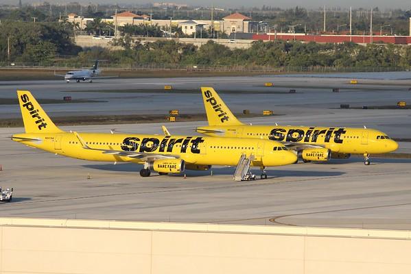 Spirit Airlines (NK)